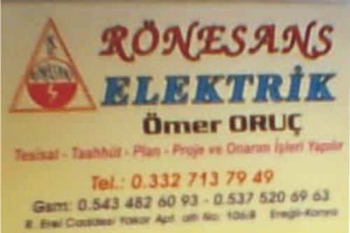 Rönesans Elektrik - Ömer Oruç
