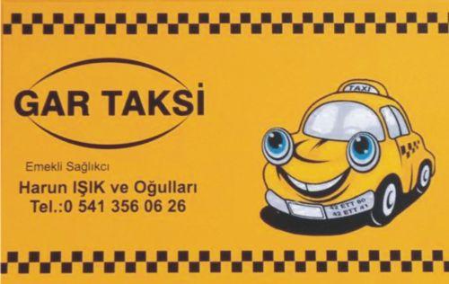 Gar Taksi - Harun Işık ve oğulları