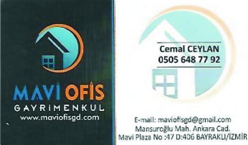MAVİ OFİS - Cemal Ceylan