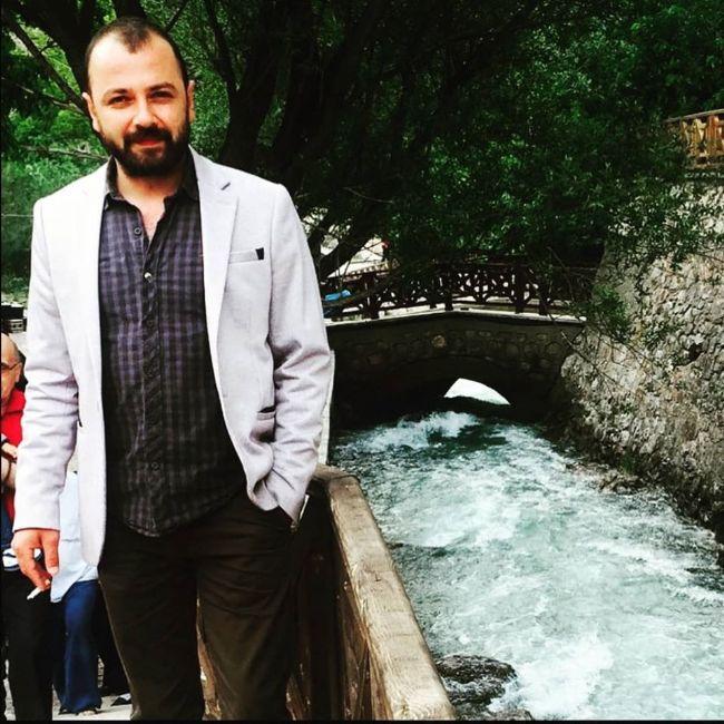 EREĞLİ'DE BAŞINA ATEŞ EDEN ŞAHIS KURTARILAMADI