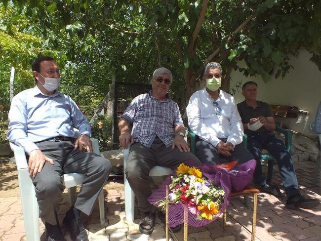 EREĞLİ'DE CHP'Lİ BABALAR UNUTULMADI
