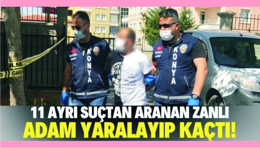 POLİSİN SIKI TAKİBİ SONUCU YAKALANDI