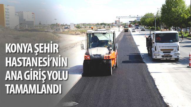 Ereğli yolu bağlantısını  Karatay belediyesi yapıyor