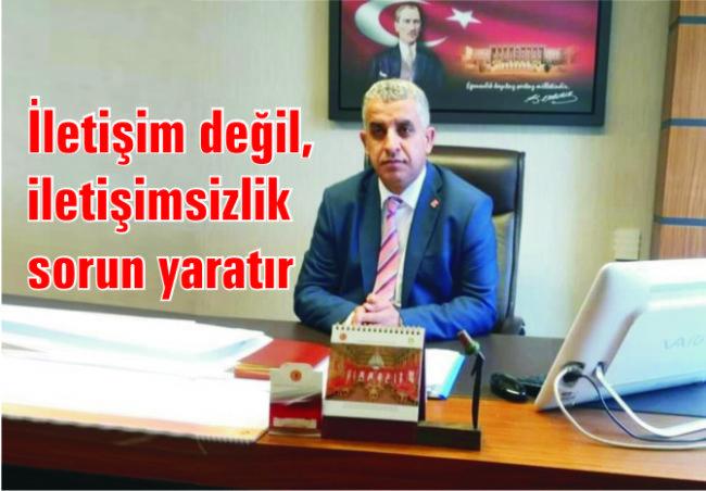 CHP İLçe Başkanı Gönülal'dan Yayın Kapatma Cezasına Tepki