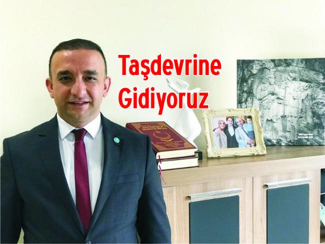"""Tozoğlu, """"Türkiye Geriye Gidiyor"""" dedi"""