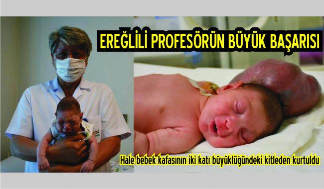 Prof. Dr. Erdal Kalkan harikalar yaratmaya devam ediyor