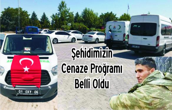 ŞEHİDİMİZ EREĞLİ'DE