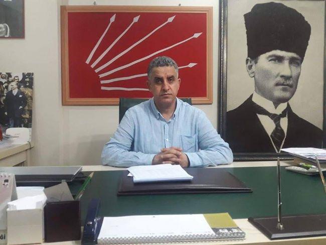 CHP İlçe Başkanı Gönülal, Vazgeçin Dedi