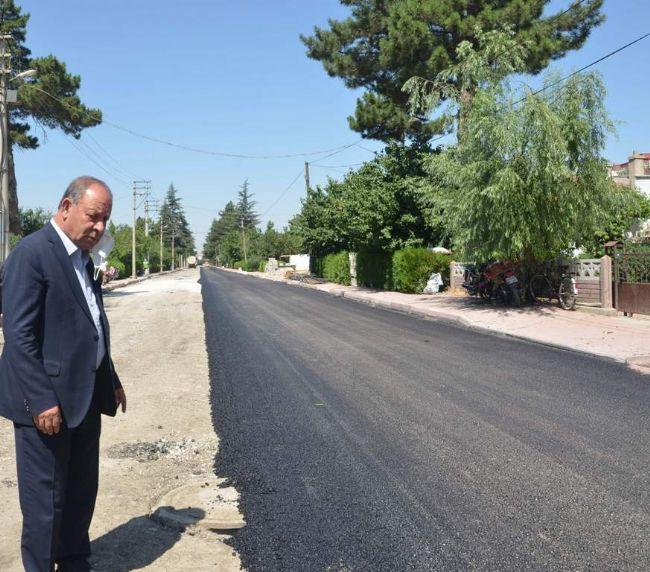 Başkan Oprukçu, Ereğli Cadde ve sokaklarını asfaltla donatıyor