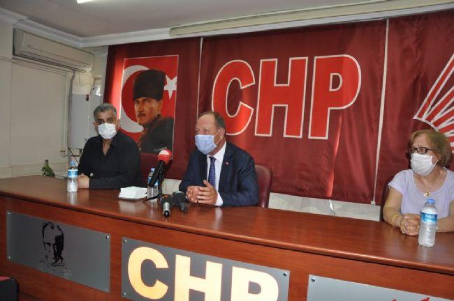 Başkan Hüseyin Oprukçu CHP'ye İade-i Ziyaret Gerçekleştirdi