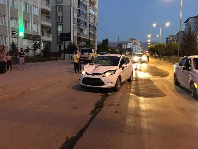 Ereğli'de Trafik Kazası 1 Ölü