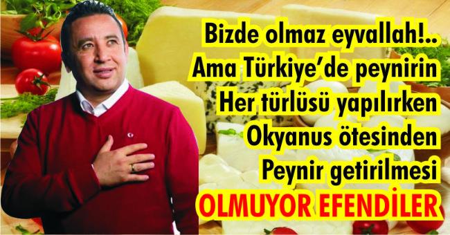 """Bülent Ecevit Tatlıdil, """"Olmuyor efendiler"""" dedi"""