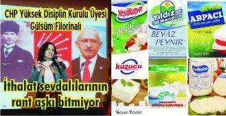 CHP YDK Üyesi Filorinalı Sorumlulara Seslendi