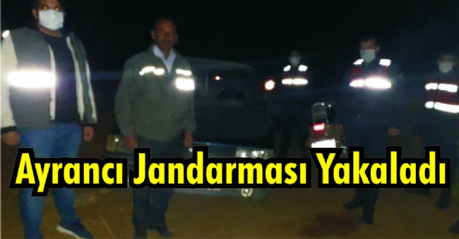 Ayrancı'da Gece Operasyonu