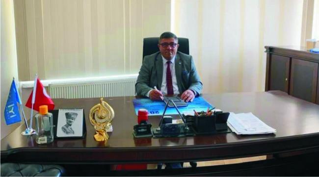 """İYİ Parti Ereğli İlçe Başkanı Amil Acar """"Yerel basın desteklenmeli"""""""