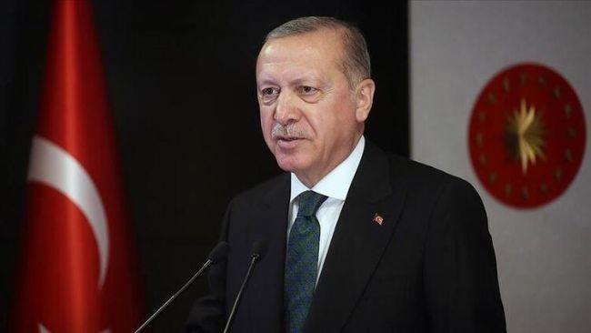 Cumhurbaşkanımız Erdoğan'dan 30 Ağustos mesajı