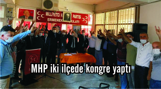 MHP'nin Ayrancı ve Ermenek başkanları belli oldu