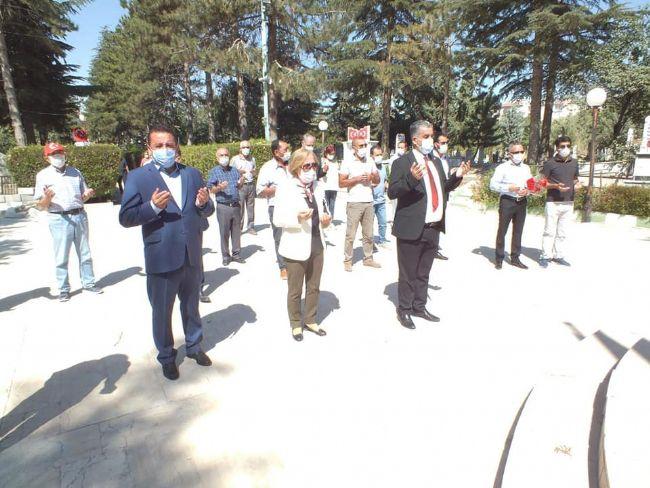 EREĞLİ CHP'DEN 30 AĞUSTOS PROGRAMI