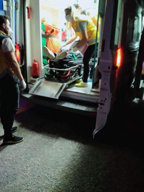 Zengen'de ölümlü trafik kazası meydana geldi