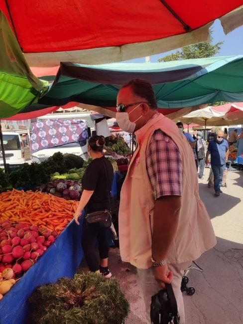 Ereğli Tarım Müdürü Soylu: Halkımıza çok görev düşüyor