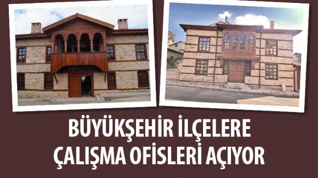 Ereğli, Akşehir, Beyşehir ve Seydişehir'de Başkanlık Çalışma Ofisleri