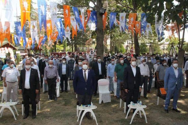 AK Parti Dursun'la Yola Devam Dedi