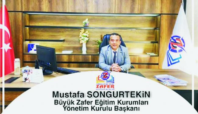 Mustafa Songurtekin Basın Açıklaması Yaptı