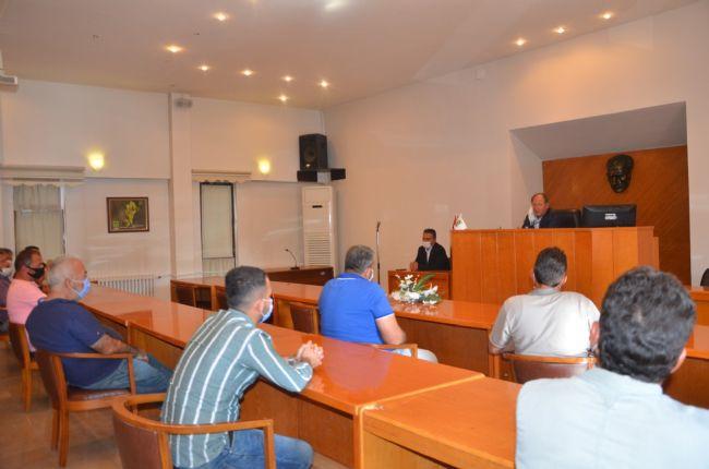 Başkan Oprukçu harfiyatçıları uyardı