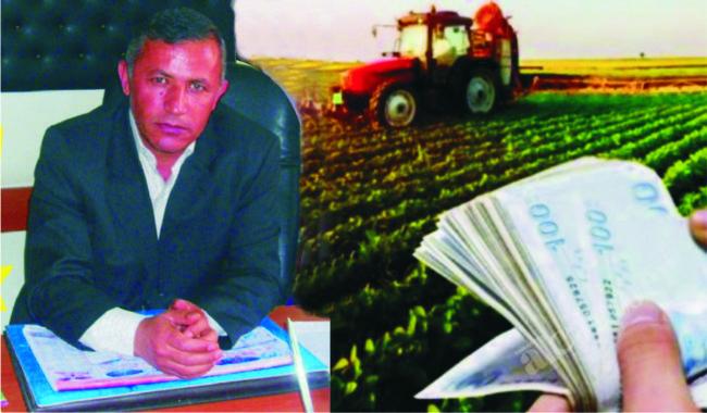 Başkan Tatlıdil çiftçi zor durumda dedi...