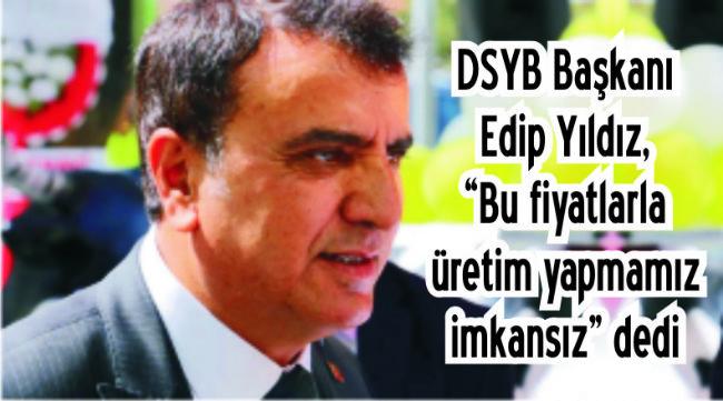 DSYB'den küspe fiyatına tepki: Açıklanan fiyat yüksek