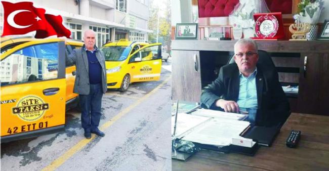 Ereğli değerli bir taksici esnafını kaybetti