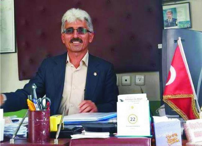 Muhtarlar Derneği Başkanı Karaca Muhtarlığı Anlattı