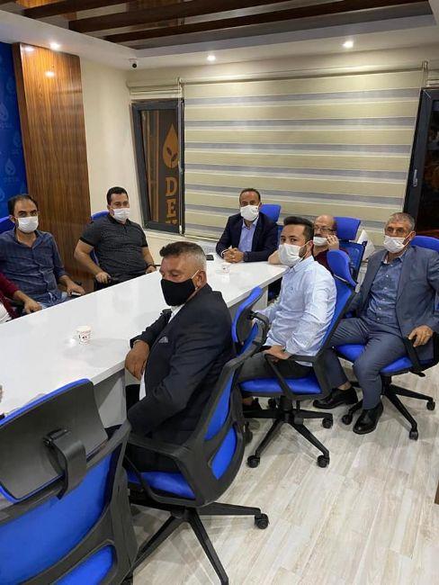 DEVA Partisi Ereğli ilçe başkanı Nurullah Yılmaz: Biz Hazırız Dedi