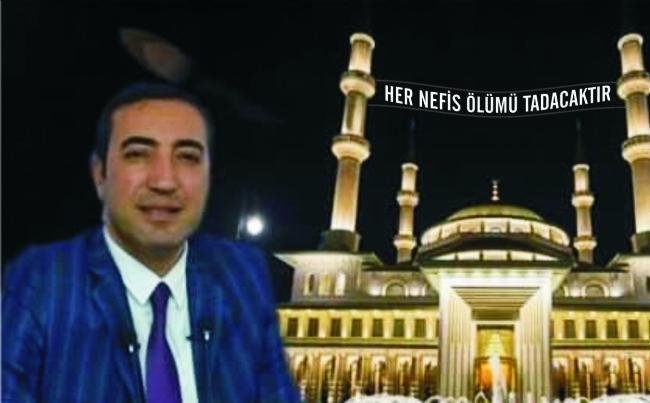 İşadamı Halil Ercan'ın Acı Günü