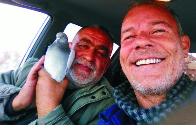 Ereğlili güvercin severler, güvercinlerin sosyalleştirdiğini söylüyor