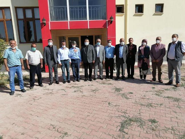 AKD Bölge Toplantısını Ereğli'de Yaptı