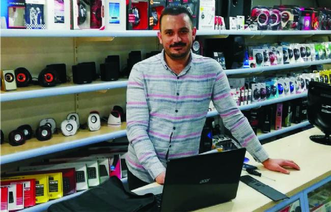 Murat Büyükkanat: Uzaktan eğitim ile ikinci el bilgisayara talep arttı