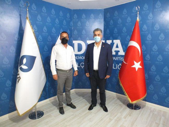 CHP'DEN DEVA PARTİSİNE ZİYARET
