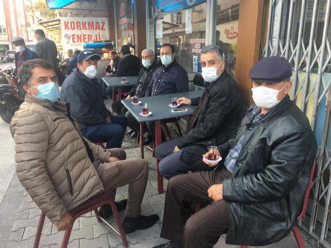 """GÖNÜLAL: """"MUHTAR HALKA KARŞI DEVLETİ, DEVLETE KARŞI HALKI TEMSİL EDER"""""""