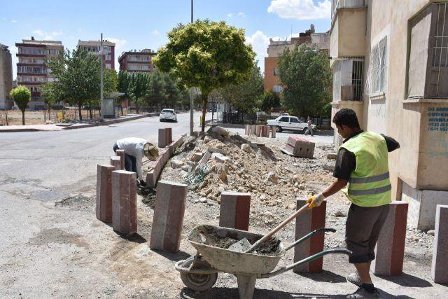 Ereğli Belediyesi çalışmalarına ara vermeden devam ediyor.