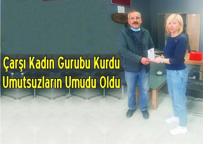 Fanatik Beşiktaşlı Bayan Yardım Meleği Oldu