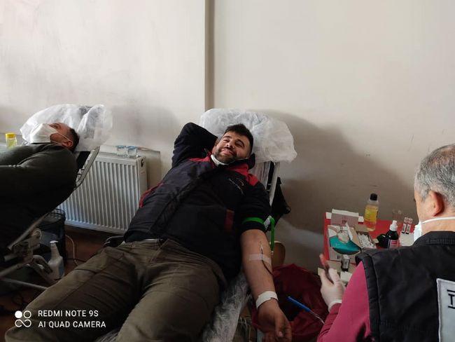Arif Demirbaş: Başarılı bir kan bağışı kampanyası oldu