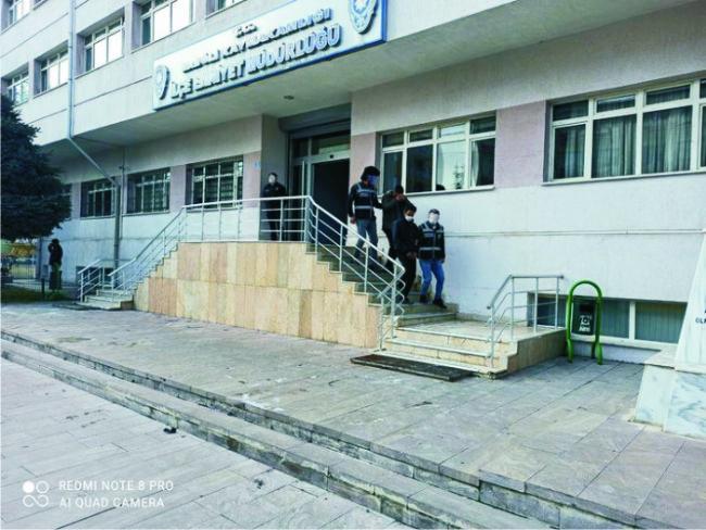 Ereğli'de yakalanan şahıslar serbest bırakıldı