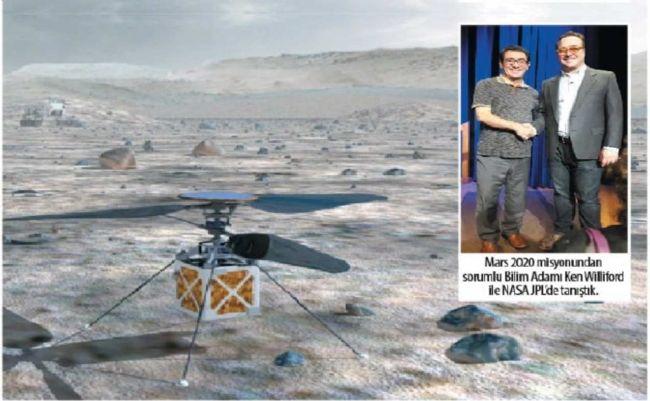 Zafer Acar Mars'a Kaçak Girişlere Dur Dedi