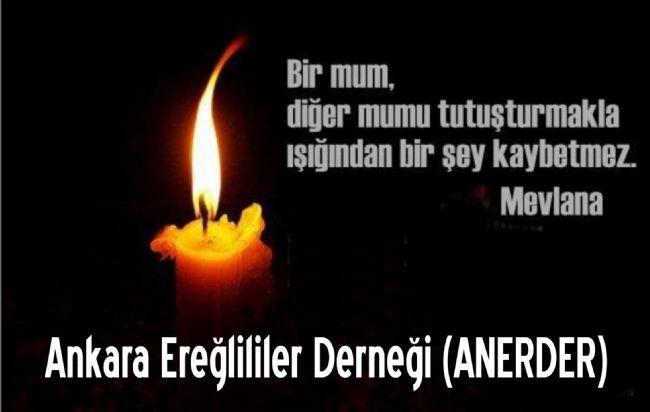 Ankara Ereğlililer Derneği'nin Bir Duyurusu Var