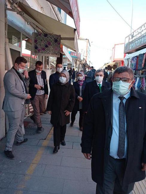 Çiftçisi Esnafı Vatandaşı içini İYİ Parti'ye Döktü.