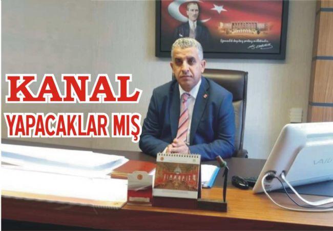 Gönülal'dan Kanal İstanbul Açıklaması
