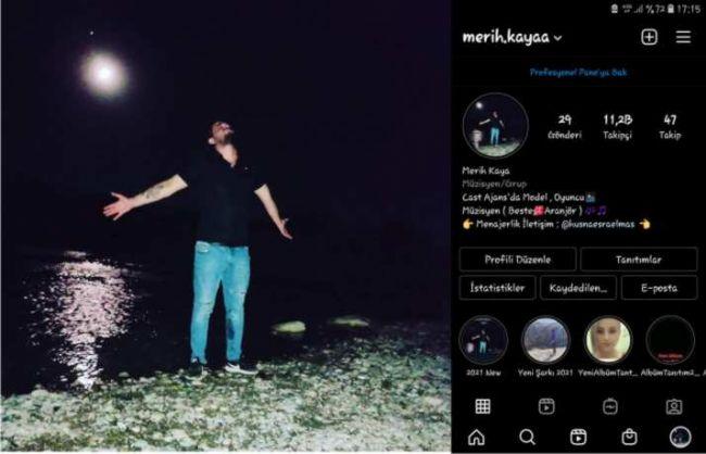 Merih Kaya albüm gelirlerini sokak hayvanlarına bağışladı