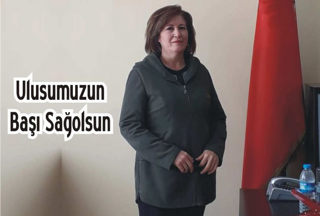 Ereğli ÇYDD Başkanı Sevim Gündüz Atalay Taziye Mesajı Yayınladı