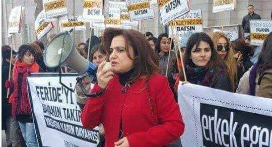 Gülsüm Filorinalı 8 Mart Emekçi Kadınlar Günü Mesajı Yayınladı